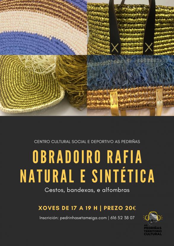 OBRADOIRO RAFIA_CESTERIA